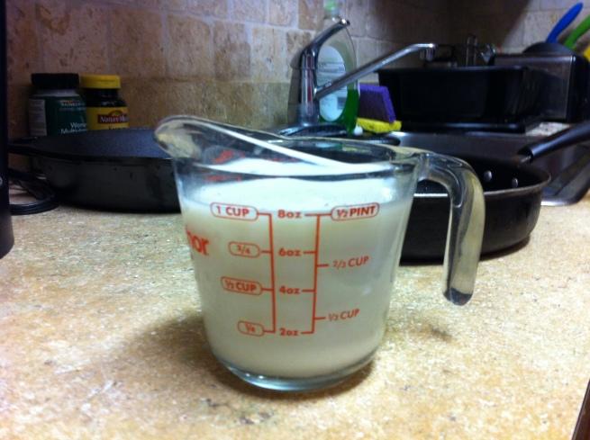 Vegan Butter Milk